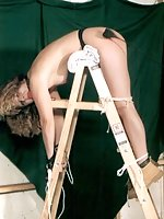 Housewife in bondage situations