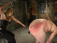 slave is a genuine submissive who takes pain for pure enjoyment