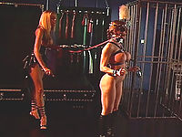 Nichole Sheridan completely submits to her dirty pony whims!