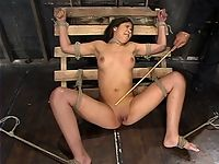 Experience Celenas first bondage form begining to end