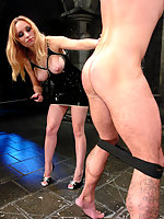 Pain is the price for the company of Mistress Aiden Starr.