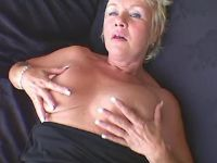 Granny crazy fucked by horny guy