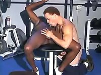 Interracial mature gays suck each other